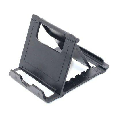 Universal Folding Desktop Cell Phone Holder Tablet Stand Mount