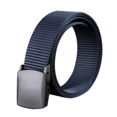 COWATHER New Nylon Material Long Big Size Military Outdoor Man Jeans Belts