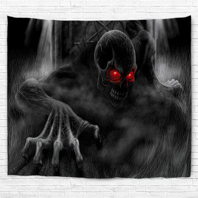 Red Eye Demon 3D Printing Home Wall Hanging Tapestry for Decoration