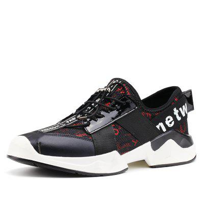 Trend Autumn Mesh Casual Running Shoes