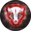 Non Slip Rubber Gaming  Red Shining Lion Comfortable Mouse Pad - MULTI