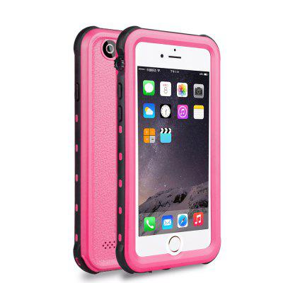 Red Pepper Dot Series Waterproof Case for iPhone 6 / 6S