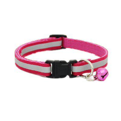 Reflective Pet Bell Collar