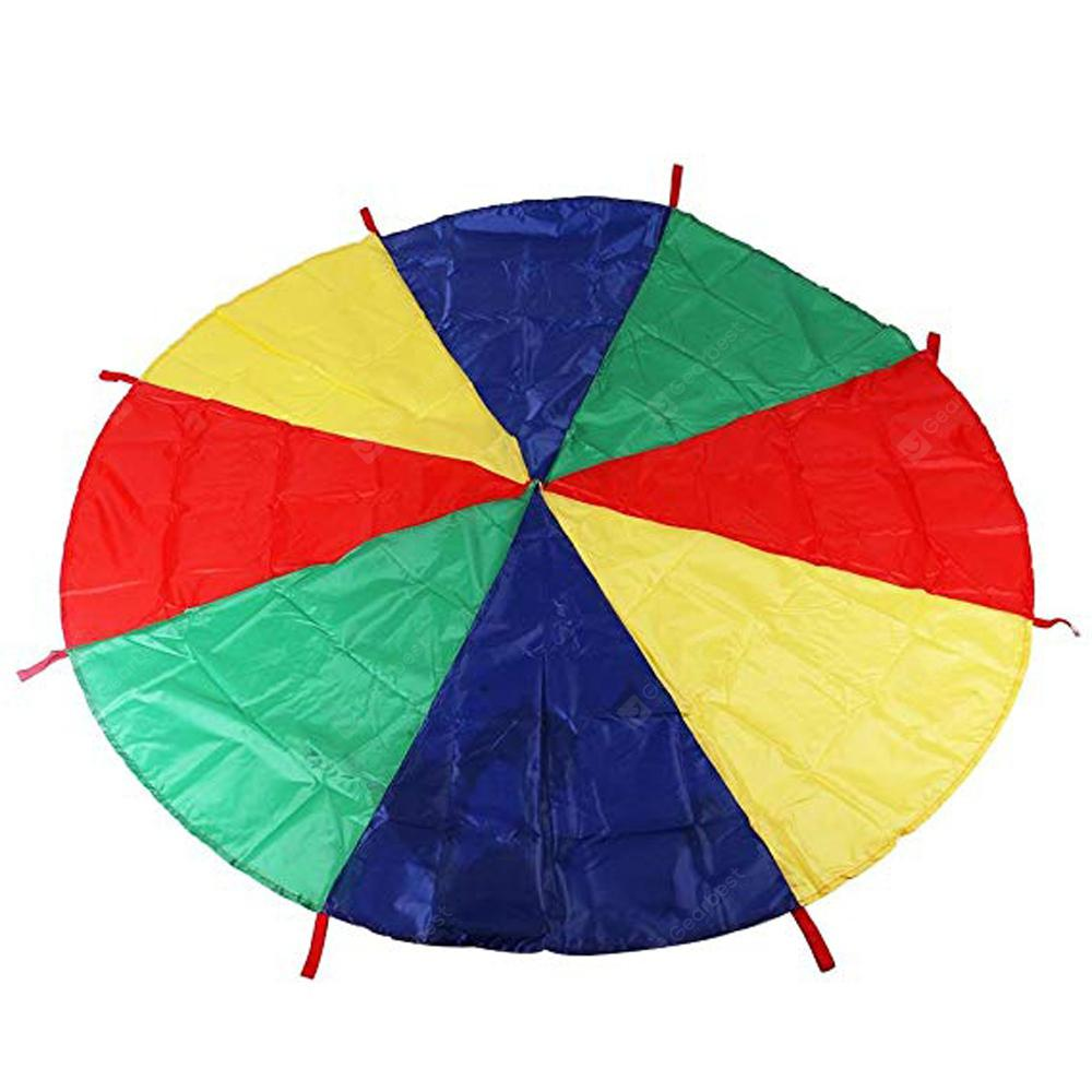 Play Parachute 3 Meters for Kids Outdoor Cooperative Games