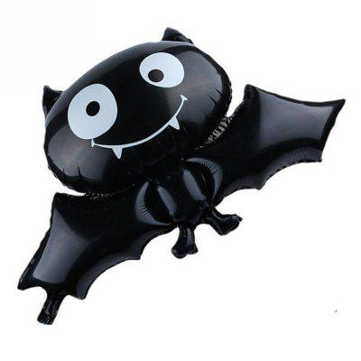 1PC negru vampir Bat foaie balon Halloween Party Pagina de decorare