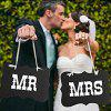 Creative MR&MRS Wedding Bride Groom Shooting Props - MULTI