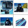 Outdoor Diving Water-Resistant Protective Housing Enclosure Case for Gopro 6 5 - TRANSPARENT