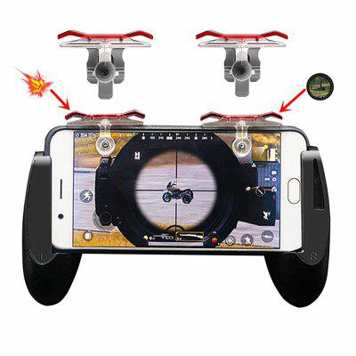 2PCS Button Shooting Game Controller