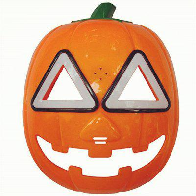 52e39812092 LED Light Up Halloween Pumpkin Cosplay Mask -  6.18 Free Shipping ...