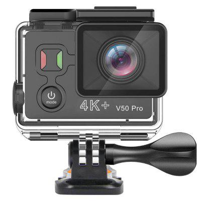V50 Pro 4K Ultra Slim 170 WIDE Water-Resistant Wifi 2.4G Remote Action Camera