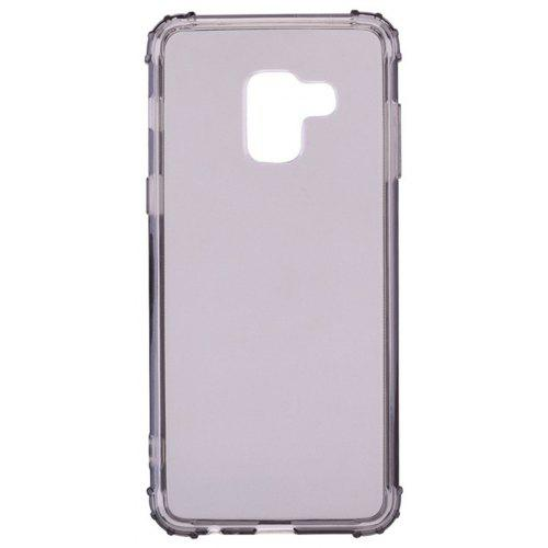 Cover Case for Samsung Galaxy A8 2018 360 Drop Protective Clear TPU Gel