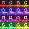 ZDM RGB LED Strip Light 5M 75W DC12V - MULTI
