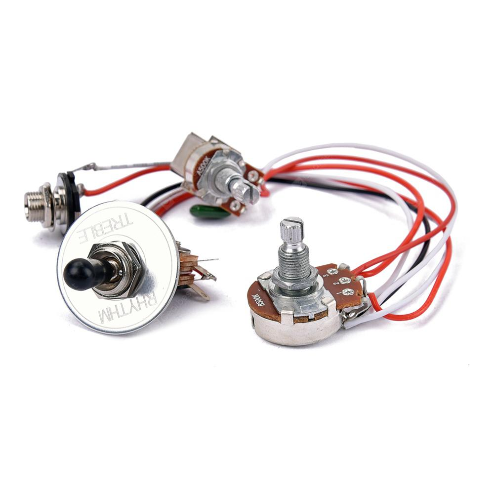 electric guitar wiring harness prewired kit 3 way toggle switch 1Electric Guitar Wiring Harness Kits #17