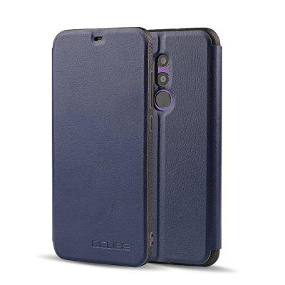 OCUBE for UMIDIGI Z2 /Z2 Pro PU Leather Case Stand Flip Protective Case Cover