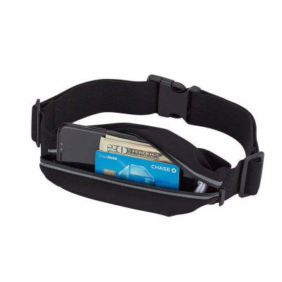 Portable Sports Water-resistant Anti-theft Phone Zipper Waist Bag