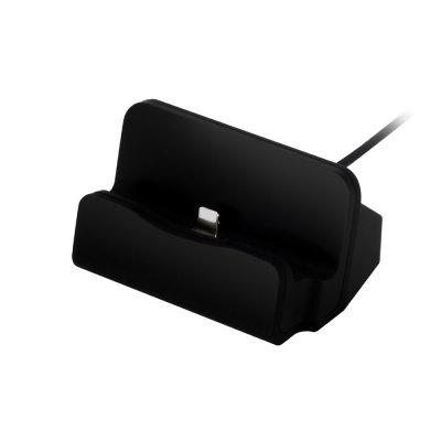 Soporte de carga de sincronización de datos de carga USB Soporte para dispositivo de iPhone de 8 pines