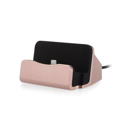 USB Charging Data Sync Dock Holder Stand for iPhone 8-pin Device