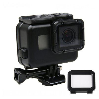 Water-Resistant Housing Case with Touch Screen Back Cover for Gopro Hero 6 5