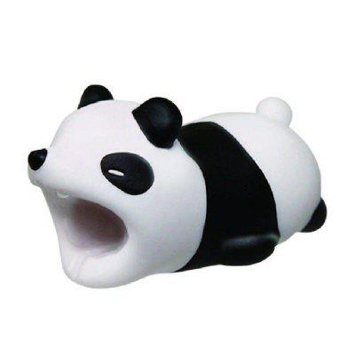Cute Animal USB Charger Data Protector Cover