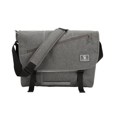 OIWAS Canvas Messenger Bag Pack Leisure Laptop Shoulder Satchel Briefcase