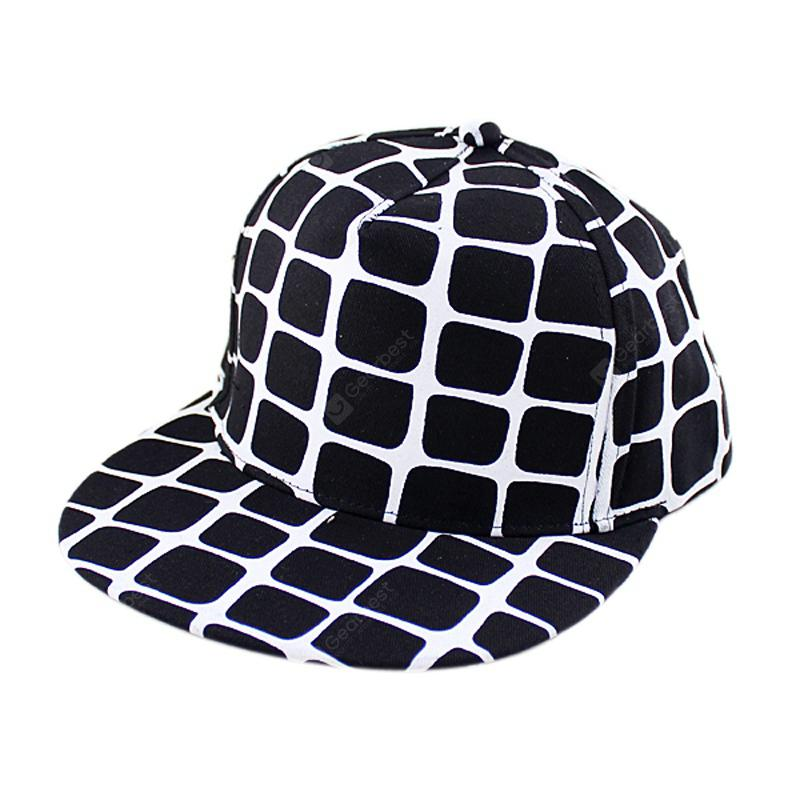 Grey and White Vertical Stripes Lightweight Unisex Baseball Caps Adjustable Breathable Sun Hat for Sport Outdoor