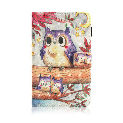 7.9 Inch Tablet Case for iPad Mini 1/2/3/4 3D Painting Auto Sleep Wake Up Cover