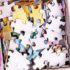 3D Jigsaw Paper Zima Christmas Puzzle Block Assembly Birthday Toy - WIELO