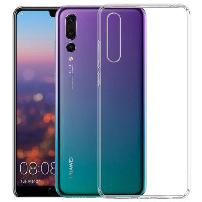 Mr.northjoe Ultra-Thin Tpu Rückseite Fall für Huawei P20 Pro - Transparent