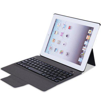 Cooho Bluetooth Keyboard Case for IPad 2/3/4 Slim