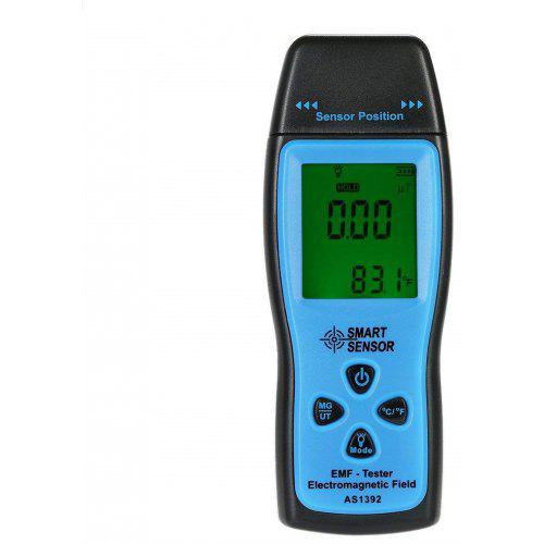 Wall Wire Finder EMF Meter Electromagnetic Radiation Detector ANDROID