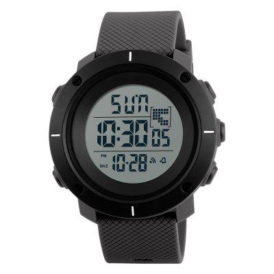 SKMEI Men's Electronic Watch Waterproof Functional Sporty Accessory