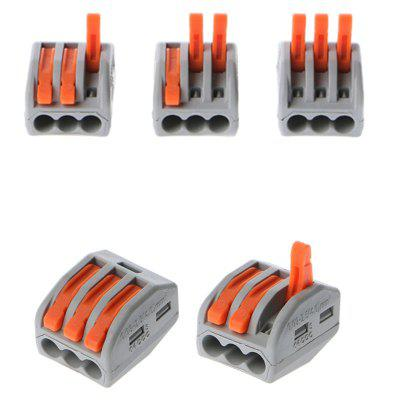 Electric Cable Wire Connector 5PCS