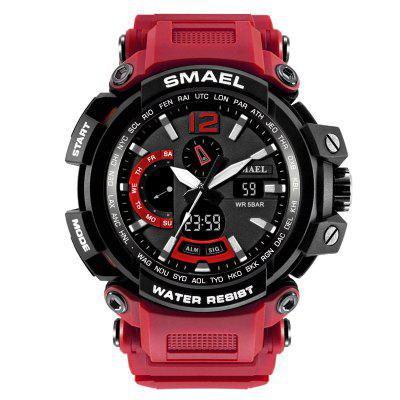 SMAEL NEW Military Watch Waterproof 50M Shock Resitant Sport Watches
