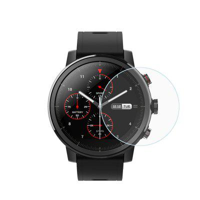 Tempered Glass Screen Protector for AMAZFIT Smart Watch 2