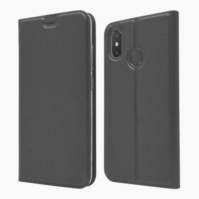 Case for Xiaomi Mi 8 Card Holder Magnetic Full Body Solid Hard PU Leather