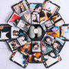 Creative DIY Explosion Box Love Memory Photo Album Birthday - BLACK