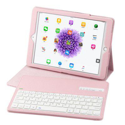 COOHO Keyboard Case for IPad Air1 / Air2 / Pro9.7 Lychee Detachable