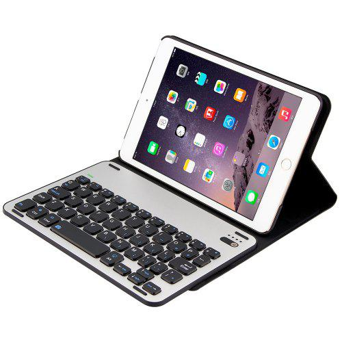 Cooho Bluetooth Keyboard Case for IPad Mini 4 Ultra-Thin