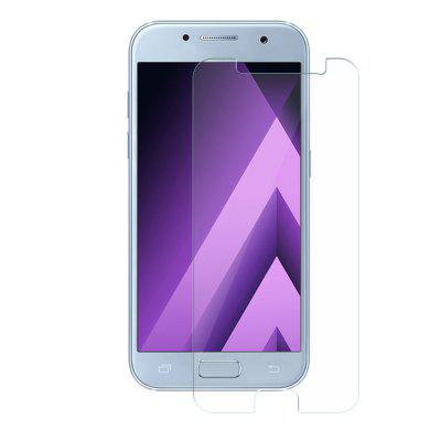 Screen Protector Tempered Glass Membrane Explosion Proof 2.5D Round Edge for Samsung A5 2017