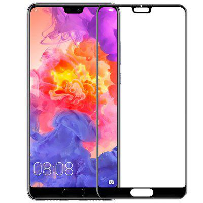 Tempered Glass Full Screen Protector for Huawei P20