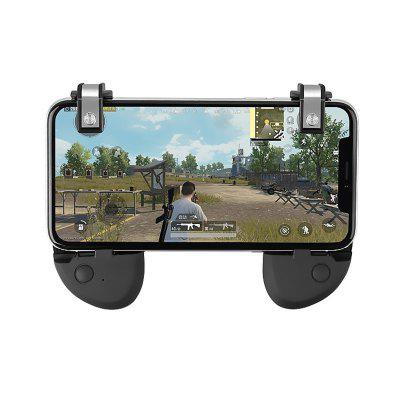 Mobile Game Controller Trigger Grip and Gaming Joysticks and Gamepad