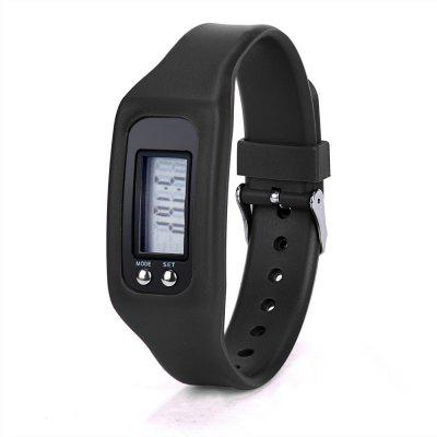 New Sports Watch LED Pedometer Watch