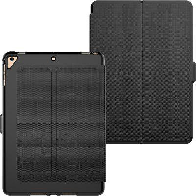 Soft Silicone Smart Cover Stand Case for iPad 2017/2018 Protective Shell