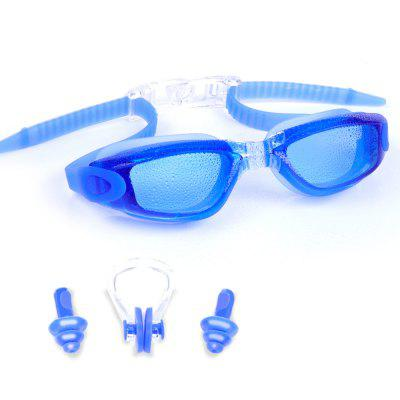 Swim Goggles No Leaking Anti Fog UV Protection for Women Youth Kids