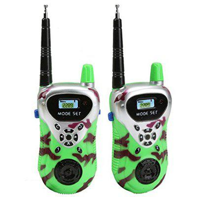 Handheld Walkie Talkie Toy 2PCS