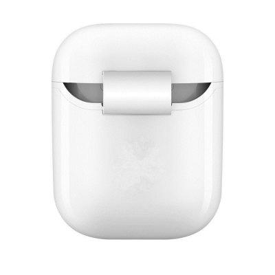 Wireless Charger Receiver Cover for Apple Airpods Charging Case