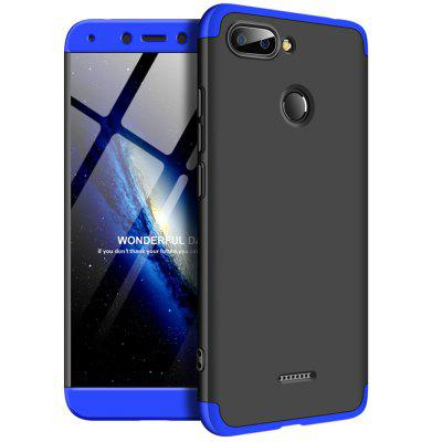 Boîtier pour Redmi 6 Shockproof Ultra-mince Full Body Cover PC dur solide