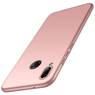 for Huawei P20 lite Case Ultra-thin Back Cover Solid Colored Hard PC