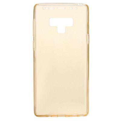 Crystal Transparent 360 Full Hybrid Soft TPU Cover Case for Samsung Note 9