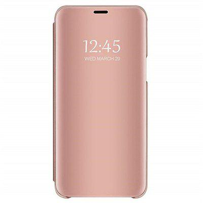Case for Oppo Find X Mirror Flip Leather Clear View Window Smart Cover